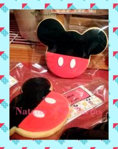 Galletas Mickey 2