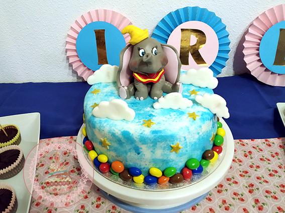 Tarta Dumbo 3